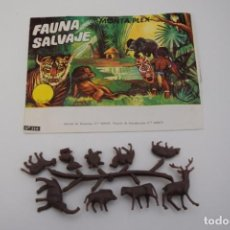 Figuras de Goma y PVC: MONTAPLEX FAUNA SALVAJE Nº 214. Lote 236959740