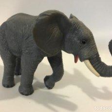 Figuras de Goma y PVC: ELEFANTE DE GOMA. Lote 236975680
