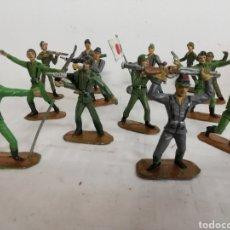 Figuras de Goma y PVC: FIGURAS AMERICANOS Y JAPONESE. Lote 237103335