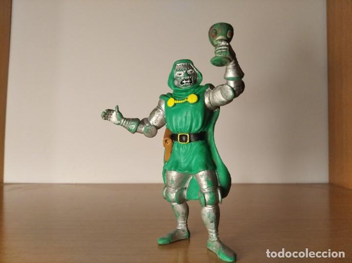 FIGURA PVC MARVEL DR. DOOM 1987 COMIC SPAIN (Juguetes - Figuras de Goma y Pvc - Comics Spain)