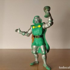 Figuras de Goma y PVC: FIGURA PVC MARVEL DR. DOOM 1987 COMIC SPAIN. Lote 237158560
