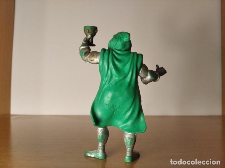 Figuras de Goma y PVC: FIGURA PVC MARVEL DR. DOOM 1987 COMIC SPAIN - Foto 2 - 237158560