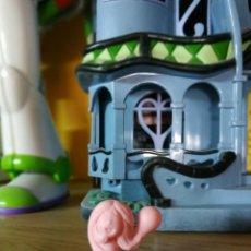 Figuras de Goma y PVC: FIGURA DUNKIN MIM LOS SABIOS, BOMBILLA,DUNKIN DE PANRICO MUY MUY DIFICIL DE CONSEGUIR. Lote 237318400