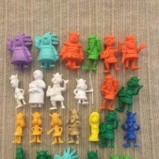 Figuras de Goma y PVC: LOTE FIGURAS DUNKIN VIKIE O PEQUENO VIKING. Lote 237325460