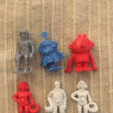 Figuras de Goma y PVC: LOTE FIGURAS DUNKIN RAJÁ ESPAÇO. Lote 237325725