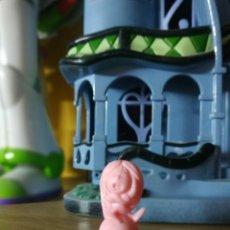 Figuras de Goma y PVC: FIGURA DUNKIN MIM BOLA DEL MUNDO LOS SABIOS. DUNKIN DE PANRICO. PROMOCIONAL.. Lote 237327480