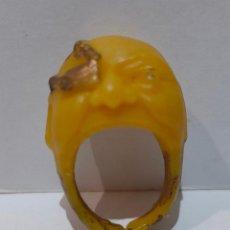 Figuras de Goma y PVC: ANILLO MATUTANO AÑOS 70/80. ORIGINAL, ABIERTO POR DEBAJO.. Lote 237372800