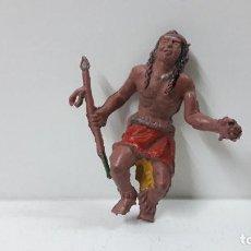 Figurines en Caoutchouc et PVC: NO COMPRAR RESERVADO LUIS - INDIO LAFREDO PARA RESTAURAR. Lote 237447535