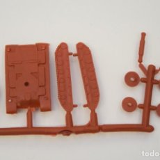 Figuras de Goma y PVC: MONTAPLEX - TANQUE PESADO, CARRO COMBATE M-43 - SOBRES SORPRESA KIOSKO AÑOS 70 - COLOR FOTO. Lote 237465275