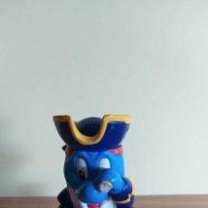 Figuras de Goma y PVC: MUÑECO GOMA PVC DOLFI NOVOTEL DELFY. Lote 237513825