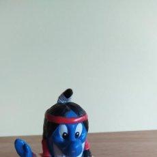 Figuras de Goma y PVC: MUÑECO GOMA PVC DOLFI NOVOTEL DELFY. Lote 237514430