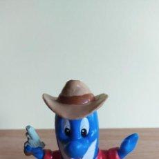 Figuras de Goma y PVC: MUÑECO GOMA PVC DOLFI NOVOTEL DELFY. Lote 237514675