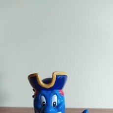 Figuras de Goma y PVC: MUÑECO GOMA PVC DOLFI NOVOTEL DELFY. Lote 237515120