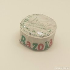 Figuras de Goma y PVC: CHICLE BAZOKA BAZOOKA SIN ABRIR LETRAS VERDES Y ROJAS DUNKIN. Lote 237533535