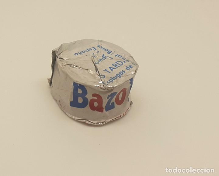 CHICLE BAZOKA BAZOOKA SIN ABRIR LETRAS AZULES Y ROJAS DUNKIN (Juguetes - Figuras de Goma y Pvc - Dunkin)
