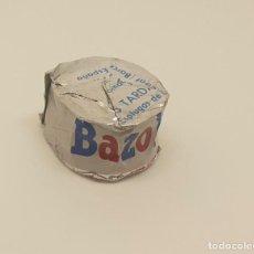 Figuras de Goma y PVC: CHICLE BAZOKA BAZOOKA SIN ABRIR LETRAS AZULES Y ROJAS DUNKIN. Lote 237533965