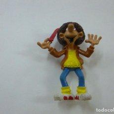 Figuras de Goma y PVC: FIGURA PVC CLODOVEO (CHICHA,TATO Y CLODOVEO)DE COMICS SPAIN -AÑO 1987-F.IBAÑEZ-BRUGUERA.. Lote 237644585