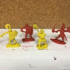 Figuras de Goma y PVC: FIGURA REG MOYA MEDIEVAL PRINCIPE VALIENTE NO HISTOREX EXIN REAMSA JECSAN LADREDO COMANSI. Lote 237779170