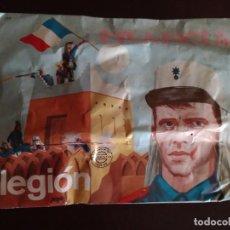Figuras de Goma y PVC: SOBRE MONTAPLEX SIN ABRIR: FRANCIA-LEGIÓN. Lote 237788630