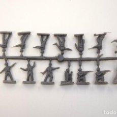 Figuras de Goma y PVC: MONTAPLEX ITALIANOS - ITALIA COMBATIENTES. Lote 237835830