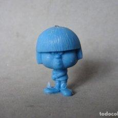 Figuras de Goma y PVC: FIGURA DUNKIN HELADOS RAJÁ - COLECCION POPALINO PALLINO SERIE CABEZUDOS - AÑOS 60/70. Lote 237929790