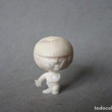 Figuras de Goma y PVC: FIGURA DUNKIN HELADOS RAJÁ - COLECCION POPALINO PALLINO SERIE CABEZUDOS - AÑOS 60/70. Lote 237930285