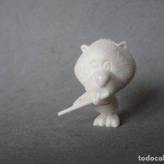 Figuras de Goma y PVC: FIGURA DUNKIN HELADOS RAJÁ - COLECCION POPALINO PALLINO SERIE CABEZUDOS - AÑOS 60/70. Lote 237930500
