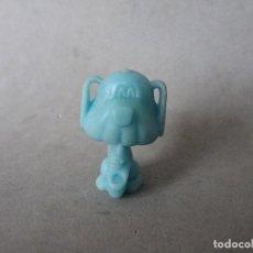 Figuras de Goma y PVC: FIGURA DUNKIN HELADOS RAJÁ - COLECCION POPALINO PALLINO SERIE CABEZUDOS - AÑOS 60/70. Lote 237930550