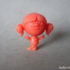 Figuras de Goma y PVC: FIGURA DUNKIN HELADOS RAJÁ - COLECCION POPALINO PALLINO SERIE CABEZUDOS - AÑOS 60/70. Lote 237930700