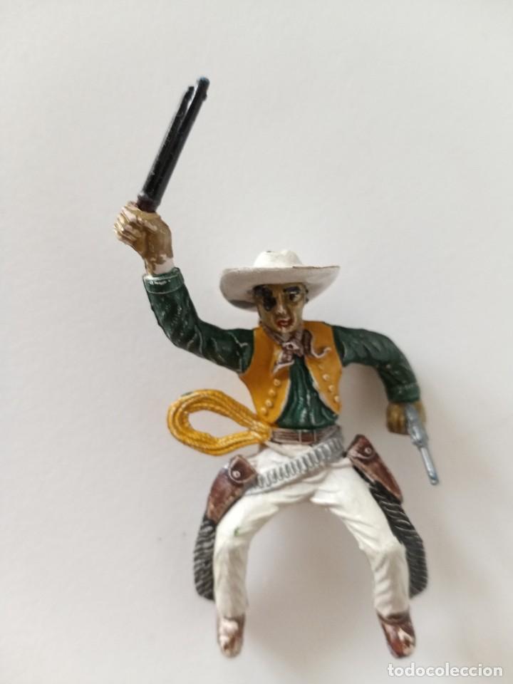 FIGURA VAQUERO SOTORRES GOMA (Juguetes - Figuras de Goma y Pvc - Sotorres)
