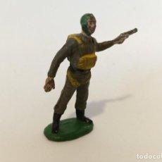 Figuras de Goma y PVC: FIGURA OFICIAL DE PARACAIDISTAS BRUVER. Lote 238331390
