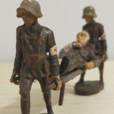 Figuras de Goma y PVC: ELASTOLIN FIGURAS MASA SANITARIOS. Lote 238338340