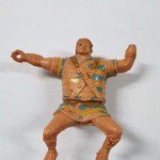 Figuras de Goma y PVC: FIGURA DE GOLIAT, CAPITAN TRUENO. ESTEREOPLAST. AÑOS 60-70. 36.. Lote 238435760