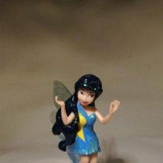 Figuras de Goma y PVC: SILVERMIST - CAMPANILLA - FIGURAS PVC - EL TESORO DE LAS HADAS - DISNEY STORE. Lote 238522820