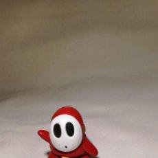 Figuras de Goma y PVC: SHY GUY RED - FIGURA - PVC - SUPER MARIO BROS - NINTENDO 2007. Lote 238525350