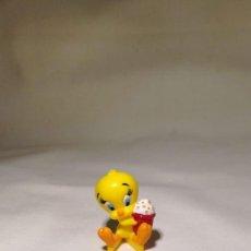 Figuras de Goma y PVC: PIOLÍN - TWEETY - WARNER BROS - FIGURE. Lote 238526035