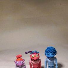 Figuras de Goma y PVC: LOS LUNNIES - FIGURES - PVC - 2005. Lote 238533870