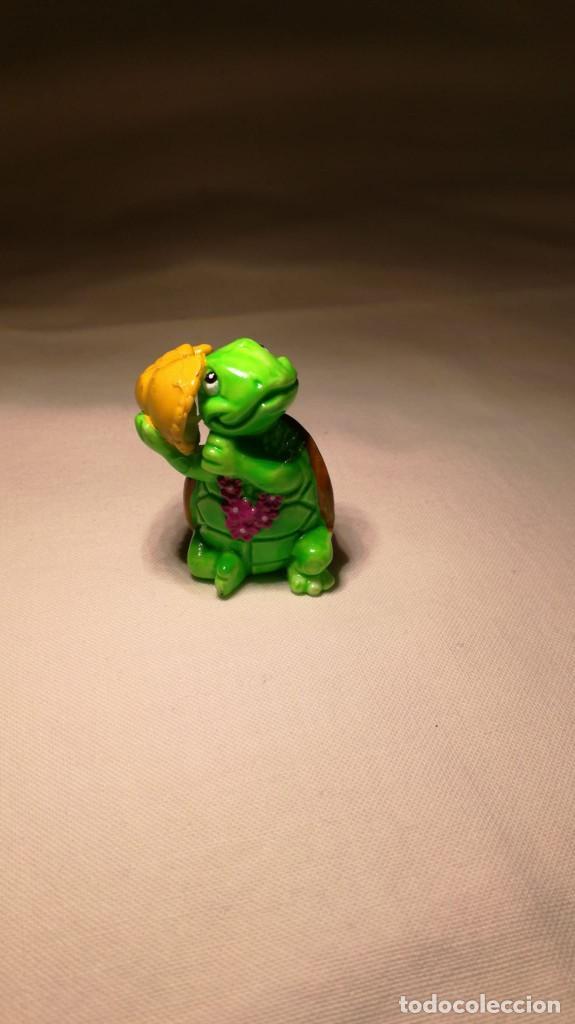 TORTUGA - KINDER SORPRESA (Juguetes - Figuras de Goma y Pvc - Otras)