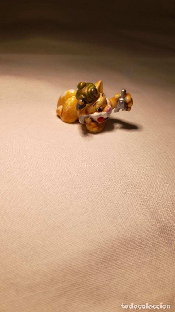 GATO - KINDER SORPRESA (Juguetes - Figuras de Goma y Pvc - Otras)