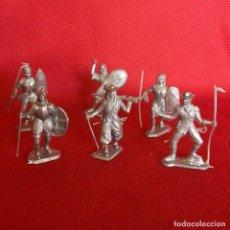 Figuras de Goma y PVC: SOLDADOS HISTÓRICOS DEL MUNDO / DUNKIN / PHOSKITOS/ CROPAN /PANRICO / 1 FIGURA A ELEGIR. Lote 266152113