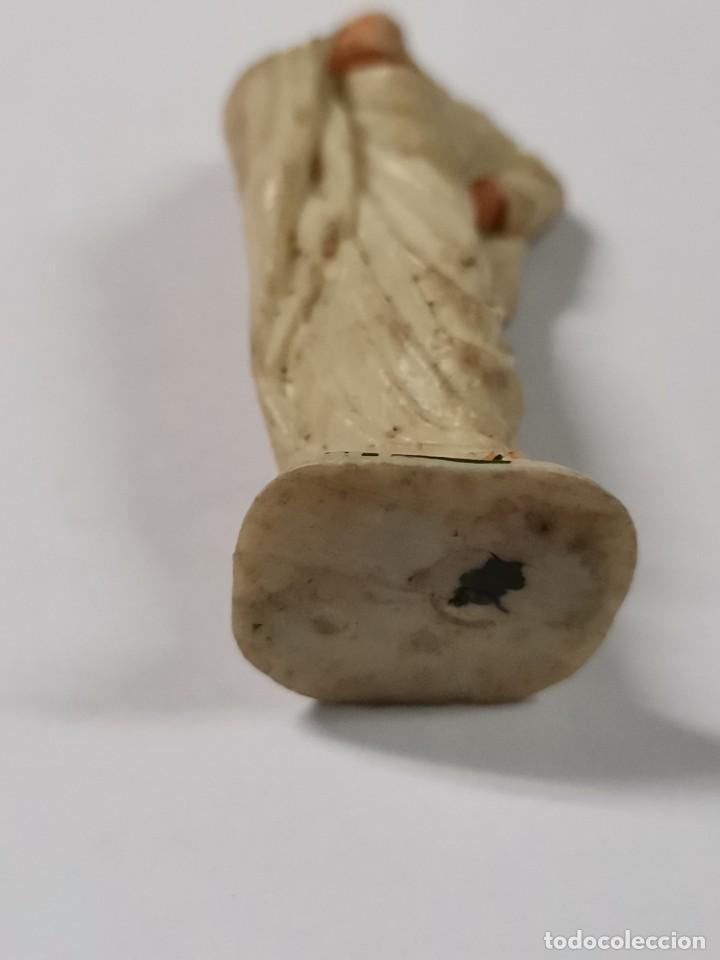 Figuras de Goma y PVC: LOTE DE 3 FIGURAS ROMANOS. AÑOS 50. 43. - Foto 9 - 238626135