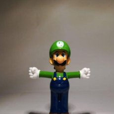 Figuras de Goma y PVC: LUIGI - NINTENDO - SUPER MARIO - MCDONALDS - 2016. Lote 238712725