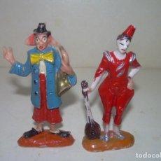 Figuras de Goma y PVC: ANTIGUAS FIGURAS CIRCO...JECSAN.. Lote 238741390
