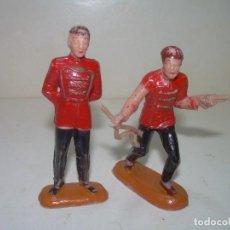 Figuras de Goma y PVC: ANTIGUAS FIGURAS CIRCO...JECSAN.. Lote 238741495