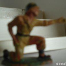 Figuras de Goma y PVC: FIGURA EN PLASTICO PECH HERMANOS. Lote 238786270