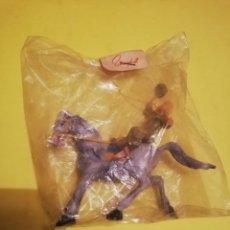Figure di Gomma e PVC: FIGURA PLÁSTICO AÑOS 60 ESTEREOPLAST ES SU BOLSA ORIGINAL SIGRID TIENE LOS ESTRIBOS. Lote 239352745