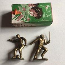 Figuras de Goma y PVC: MONTAPLEX CAJA SORPRESA. Lote 239403270
