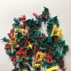 Figuras de Goma y PVC: MONTAPLEX LOTE DE SOLDADOS - MAS DE 110. Lote 239403950