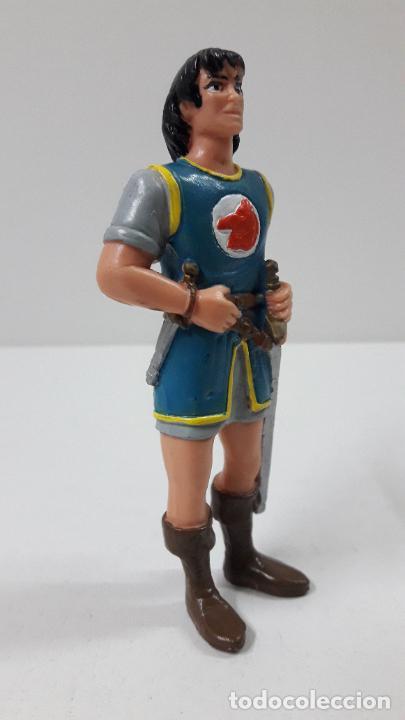 Figuras de Goma y PVC: EL JABATO . REALIZADO POR COMICS SPAIN . ORIGINAL AÑOS 90 - Foto 5 - 239884585