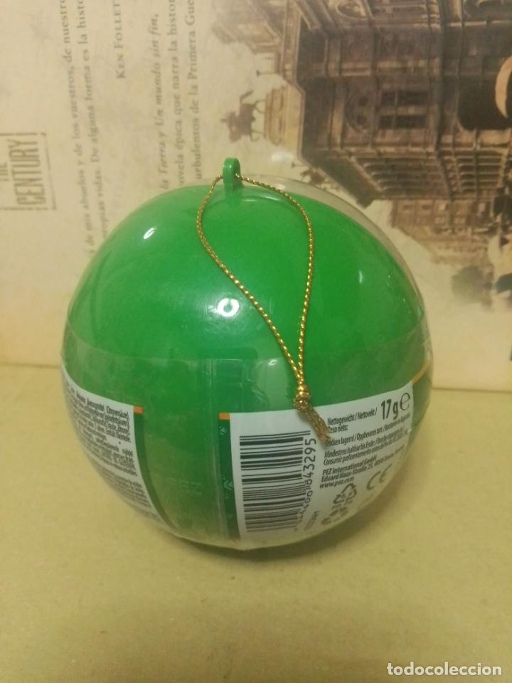 Dispensador Pez: Dispensador Pez Papá Noel. Tamaño pequeño . Precintado. Bola Navidad. - Foto 2 - 240129720